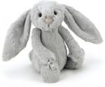 Jellycat Soft Toys Jellycat Bashful Silver Bunny 7.08 inch