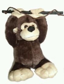 Cuddles Hanging monkey - 22 cm