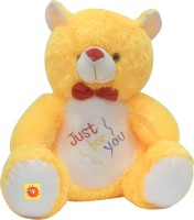 VTC Pt Large Teddy Bear  - 16 Inch (Yellow)