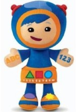 Fisher Price Soft Toys Fisher Price Nickelodeon'S Team Umizoomi Geo Plush