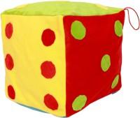 Fabelhaft Cube For Sitting 30*30*30  - 30 Cm (Multicolor)