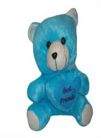 Shree Krishna Teddy Bear  - 9 Inch (Blue, White)