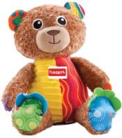 Funskool Lamaze My First Teddy  - 15 Cm (Multicolor)