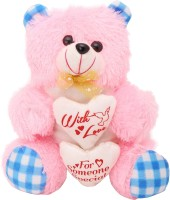 Arihant Online Blue Nice Teddy Bear  - 14 Inch (Blue)