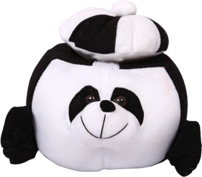E Soft Soft Toys E Soft Cute Panda Storage Soft Toy 6.4 inch