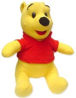 Tokenz Winnie The Pooh : Teddy Bears  - 14 Inch (Yellow, Red)