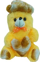 Jai Textiles U-TURN TEDDY BEAR 16 INCH  - 16 Inch (Yellow)