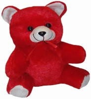 Shree Krishna Teddy Bear  - 9 Inch (Red, White)