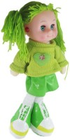 HMS Adorable Musical Doll With Led Light - 14 Inch  - 14 Inch (green)