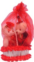 Ktkashish Toys Kashish Valetine Spcial Red Teddies.  - 8 Inch (Red)