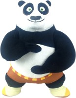 Dreamworks Kung Fu Panda Standing Plush (25 Cm)  - 30 Cm (Multicolor)