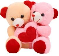 Arihant Online Pink Substantial Teddy Bear  - 11 Inch (Pink)