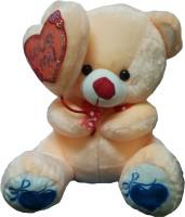 Ekku Teddy Bear  - 15 Inch (Beige)