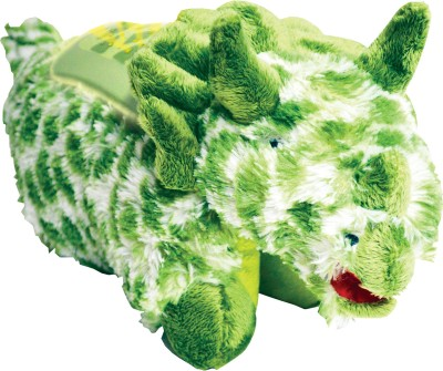 flipkart: Pillowpets Dreamlites Green Dinosaur – 11 inch @ 1062