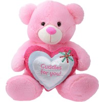 Dimpy Stuff Bear with Cuddles - 11.81 inch: Stuffed Toy