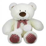 Archies Soft Toys Archies Huggable Cream Teddy Bear 19.5 inch