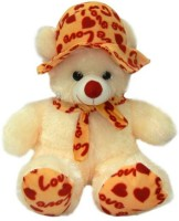 Ktkashish Toys Kashish Sweet Crean Teddy Bear 27 Inch  - 27 Inch (Beige)