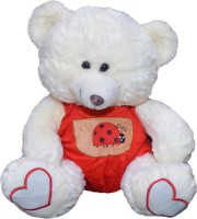 Galaxy Store Cute Musical Teddy Bear  - 38 Cm (Multicolor)