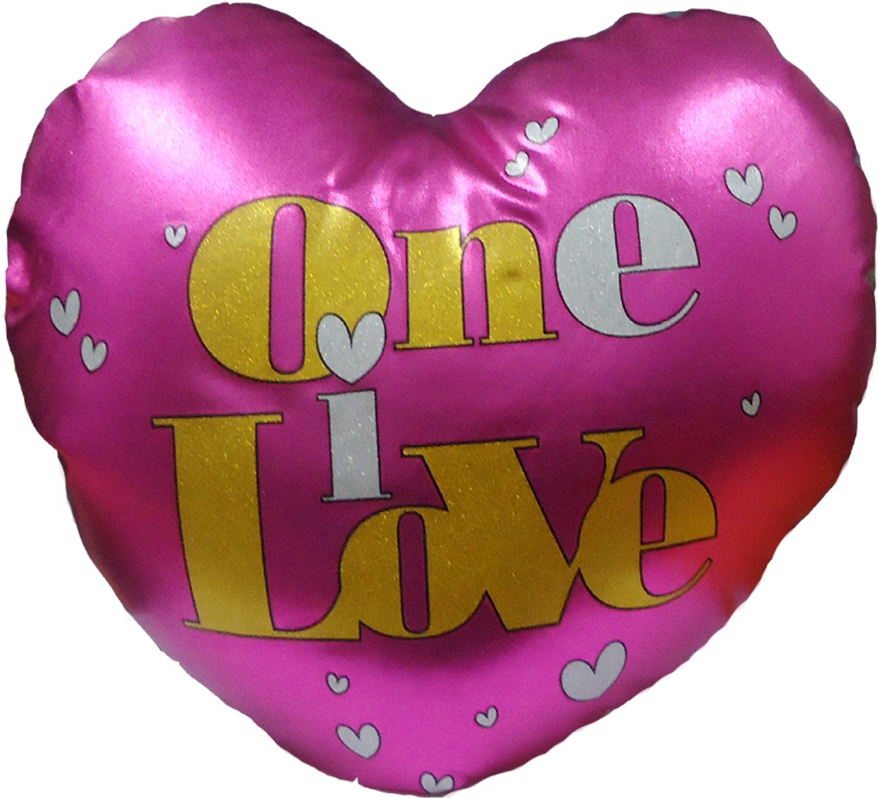 Archies Soft Love Heart Cushion A Beautiful Lovely Gift For Your Valentine 11 inch