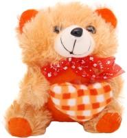Arihant Online Beige Soothing Teddy Bear  - 5 Inch (Beige)
