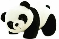 TANISI New Premium Quality Panda Soft Toys  - 40 Cm (White, Black)