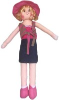 Atc Toys Candy Doll In Jeans Skirt Soft Toys  - 70 Cm (Pink)