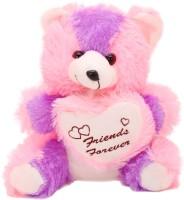 Arihant Online Pink Lumbering Teddy Bear  - 14 Inch (Pink)