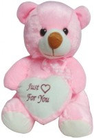 MFT Silky Touch Just For U Teddy L - 18 Inch (Pink)