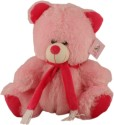Touchy Toys Teddy  - 12 Inch - Pink