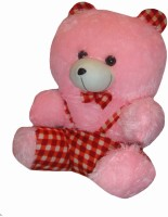 Shree Krishna Teddy Bear  - 18 Inch (Pink, Red)