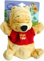 Disney Pooh Puppet 10 Inches: Soft Toy  - 9 Inch - Multicolor