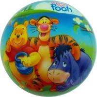Lolprint 01 Winnie The Pooh Soft Ball  - 4 Inch (Multicolor)