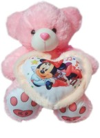 MFT Teddy Wishes Love You B7  - 20 Inch (Multicolor)