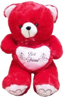 Atc Toys Pink Teddy Bear Soft Toys  - 70 Cm (Pink)
