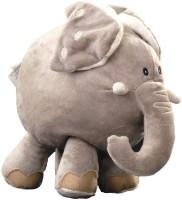 Play N Pets Elephant  - 30 Cm (Grey)