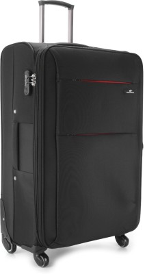 Princeware Princeware Michigan Expandable  Check-In Luggage - 29.9 (Black)