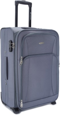 Princeware Princeware Fabio Expandable  Check-In Luggage - 23.6 (Grey)