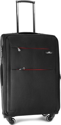 Princeware Princeware Michigan Expandable  Check-In Luggage (Black)