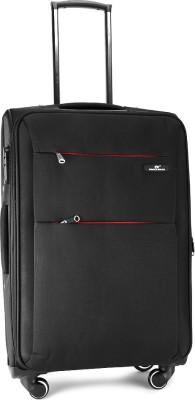 Princeware Princeware Michigan Expandable  Check-In Luggage (Black)