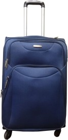 Take Off Garjana 68 Strolley Blue Expandable Check-in Luggage - 26.7
