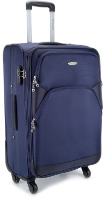 Princeware Princeware Tornado Expandable  Check-In Luggage - 26 (Blue)