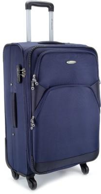 Princeware Princeware Tornado Expandable  Check-In Luggage - 26 (Blue)