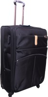 American Flyer Flyingpartner Small Expandable  Check-in Luggage - 20 Black-130