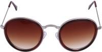 Lens Round Sunglasses