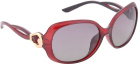 Iris Eyewear Oval Sunglasses