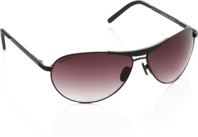 Fastrack Fastrack Aviator Sunglasses (Violet)