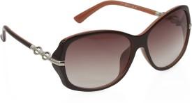 Iris Eyewear Rectangular Sunglasses
