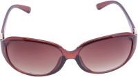 Miami Blues Oval Sunglasses - SGLE7SYCY55GMA5Z