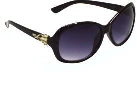 Red Knot LE106 Oval Sunglasses
