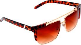 Eye Candy Rectangular Sunglasses
